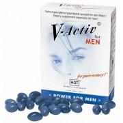 """Секс стимулант """" V-ACTIV """" 10 таблетки"""