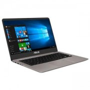 Лаптоп Asus UX410UF-GV023T, Intel Core i7-8550U (up to 4GHz, 8MB), 14 инча FullHD (1920x1080) LED AG, 8GB DDR4 (on-board, 1 slot free), 90NB0HZ3-M0051