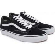 Vans OLD SKOOL Sneakers For Men(Black)