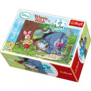 Puzzle Trefl - Winnie the Pooh - Bourriquet and Porcinet, 54 piese (41442)