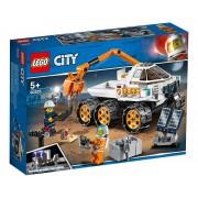 Lego City Space Port (60225). Prova di guida del Rover