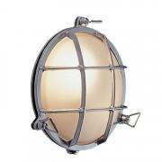 Bullseye wandlamp chroom 19cm Ø