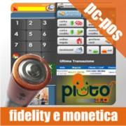 Licenza Pluto 3.0 FIDELITY E MONETICA mononegozio