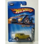 """Hot Wheels Ford Delivery 1932 """"Red Lines"""" #97 (2005)"""