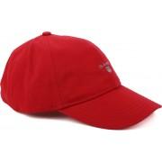 Gant Twill Kappe Rot - Rot