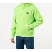 Stüssy Basic Hoodie Green