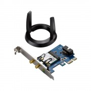 Asus PCE-AC55BT Dual-Band Wireless-AC1200 Wi-Fi Bluetooth 4.0 PCI-E Adapter 90IG02Q0-MM0010