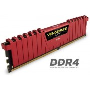 Corsair Vengeance LPX Rot 8GB DDR4 2666MHz C16