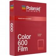 Polaroid Originals Color Film for 600 Metallic Red Frame Edition foto papir za fotografije u boji za Instant fotoaparate 004858 004858