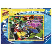 PUZZLE GO MICKEY, 100 PIESE