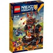 Конструктор Лего Нексо Рицари - Гибелната обсадна машина на General Magmar - Lego Nexo Knights, 70321