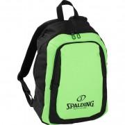 Spalding Rucksack ESSENTIAL - grün/schwarz