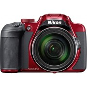 Digitalni fotoaparat Nikon Coolpix B700, crveni