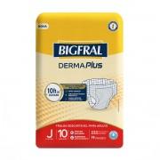 Fralda Bigfral Plus Juvenil Com 11 Unidades