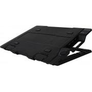 Zalman ZM-NS2000 notebook cooling pad 43,2 cm (17'') Zwart