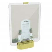 Рамка за снимки UMBRA GLO с LED светлина - 20 х 25 см - цвят златист