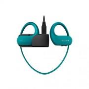 mp3 speler Sony Walkman NW-WS413 - Headband headpho