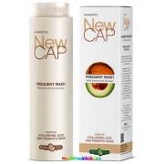NEWCAP(R) sampon 250 ml, napi használatra LAVAGGI FREQUENTI. Hialuronsav, prebiotikumok, Mandula és avokádó kivonattal - Erbavita