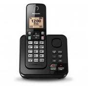 Teléfono Inalámbrico Panasonic KX-TGC360-Negro