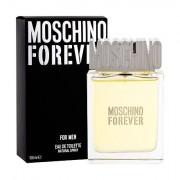 Moschino Forever For Men eau de toilette 100 ml uomo