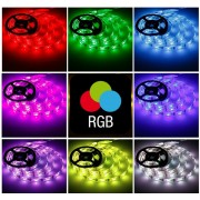 Banda LED 5050 60 SMD/ML Interior RGB
