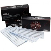 Virtue Round Shader Tattoo Needles (Pack of 50) (1207RS)