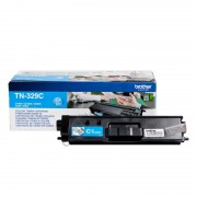 BROTHER Toner Cartridge Cyan Super High Yield for HL-L8350CDW (TN329C)