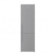 Combina frigorifica RCNA406E41ZXB, 362 l, Clasa A+++, Inox