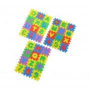 EY Kid Puzzle Colorido Juguete Educativo A-Z Las Letras Del Alfabeto Numeral Alfombrilla De Espuma-Multi-color