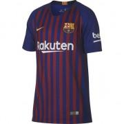 FCB tricou de fotbal Y Brt Stad Nk Ss JSY albastru Hm r. 158-170 (894458 456)