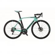 Шосейно колело Bianchi Oltre XR3 Disc - Ultegra DI2 11sp Compact