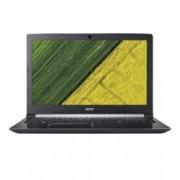 "Лаптоп Acer Aspire 5 A515-51G-35HW (червен), двуядрен Kaby Lake Intel Core i3-7130U 2.7GHz, 15.6""(39.62 cm) HD LCD дисплей & Nvidia GeForce MX130 2GB(HDMI), 8GB DDR4, 1TB HDD, 1x USB 3.1 Gen2 Type C, Linux, 2.2kg"