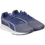 Puma IGNITE 3 Running Shoes For Men(Blue)
