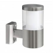 Led lámpatest , oldalfali , 3.7 Watt , meleg fehér , kültéri , IP44 , EGLO , BASALGO , 94277