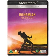 Blu-Ray Bohemian Rhapsody 4K UHD (2018) 4K Blu-ray
