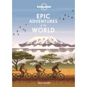 Tuinland Agenda 2021 Lonely Planet Epic Adventures of the World