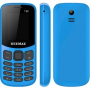 HEEMAX P130 (Dual Sim 1.8 Inch Display 1000 Mah Battery 1 YEAR WARRANTY Made In India )LIGHT BLUE