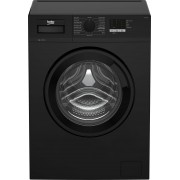 Beko WTL74051B Freestanding 7kg 1400rpm Washing Machine Black