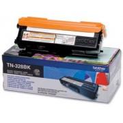 Тонер касета Brother TN-328BK