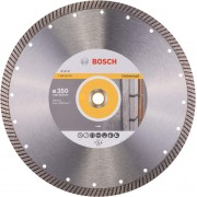 Bosch dijamantska rezna ploča Best for Universal Turbo 350 x 20,00+25,40 x 3,2 x 12 mm - 2608602678