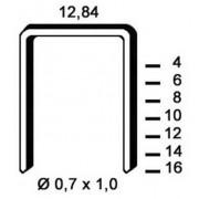 Agrafe otel tip A de 12mm 10000buc Alsafix