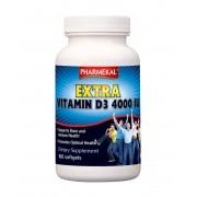 Pharmekal Extra D3-Vitamin IU 4000 Kapszula 100 db