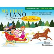 My First Piano Adventure Christmas for the Young Beginner, Paperback/Nancy Faber