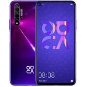 HUAWEI Nova 5T Dual SIM kártyafüggetlen okostelefon, lila