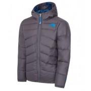 The North Face Boys Reversible Moondoggy Jacket Graphite Grey Vinterjacka Barn