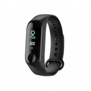 Водоустойчива смарт гривна Smart technology M3, Пулс, Кръвно налягане