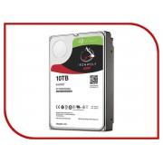 Жесткий диск 10Tb - Seagate IronWolf ST10000VN0004
