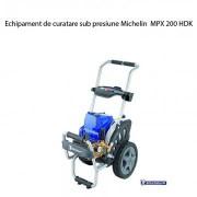 Echipament de curatare sub presiune Michelin MPX 200 HDK