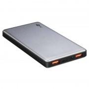 Power Bank de Carga Rápida Goobay - Dual USB, Tipo C - 10000mAh