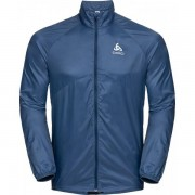 Odlo ZEROWEIGHT Jacket Men - Male - Blauw - Grootte: Large